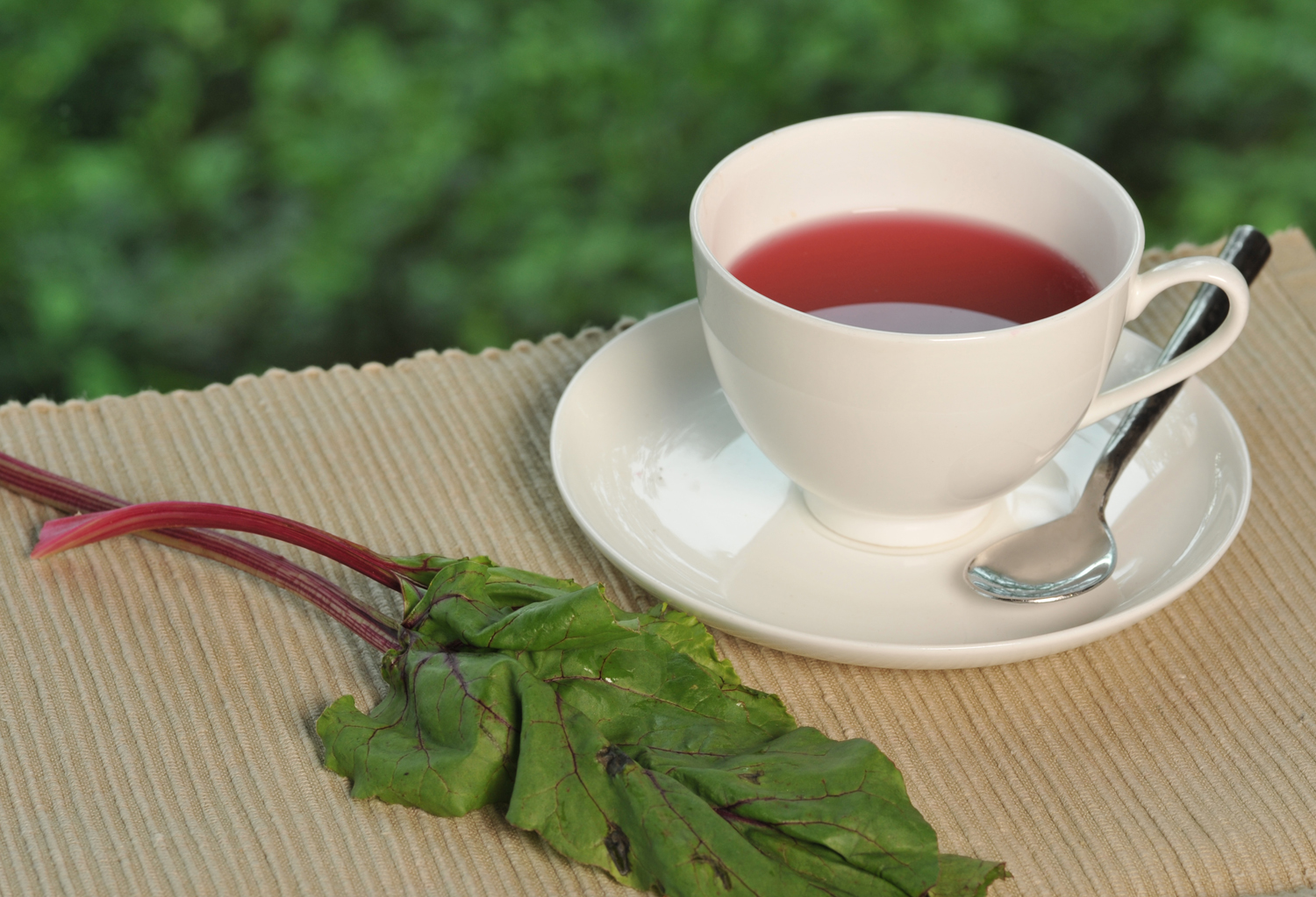 how to make gowings famous beet top tea