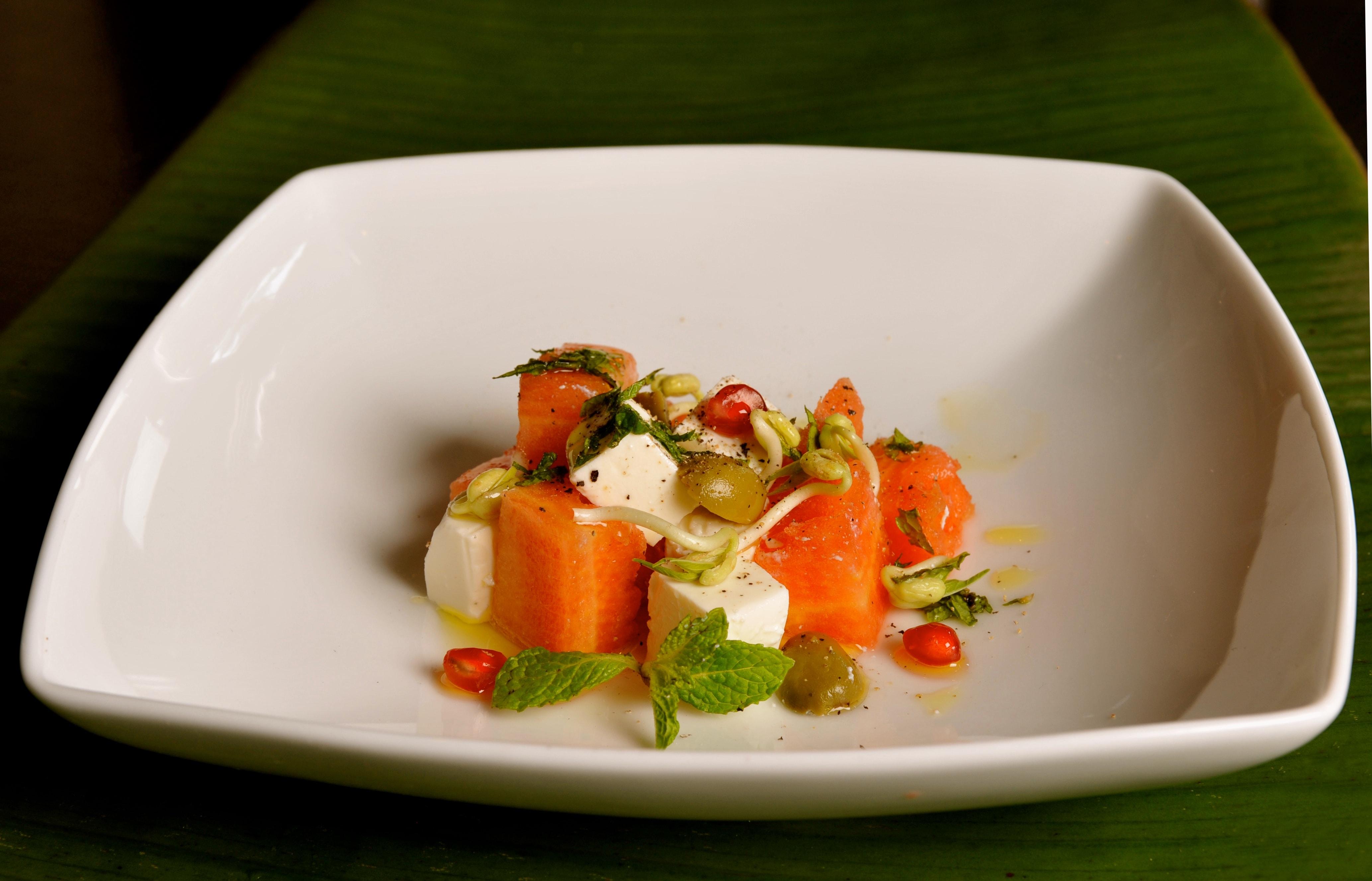 Olive-fetta-watermelon-salad©JennyCollins - Version 2