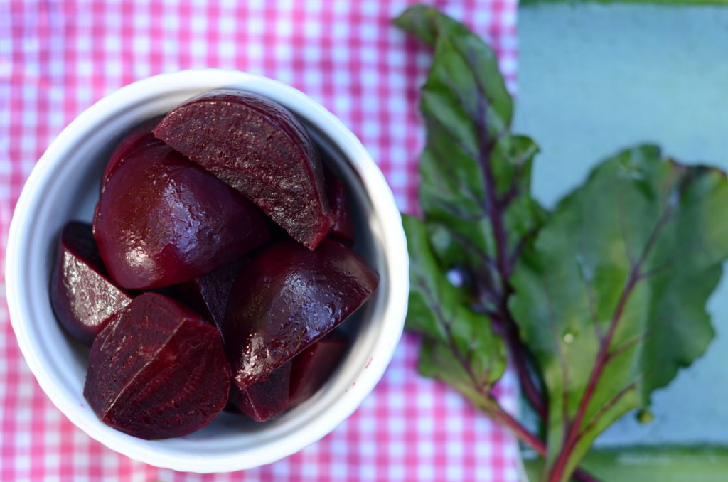 How to cook with beet leaves